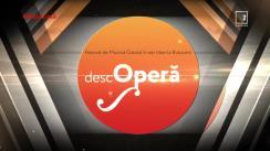 Al treilea concert online de la Festivalul DescOperă 2019