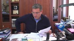 Declarație de presă susținută de Primarul municipiului Bălți și Președintele Partidului Nostru, Renato Usatîi