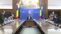 Ședința Guvernului României din 9 aprilie 2020