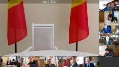 Ședința Guvernului Republicii Moldova din 10 aprilie 2020