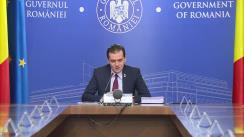 Ședința Guvernului României din 15 aprilie 2020