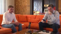 Interviul Primarului municipiului Bălți, Renato Usatîi, pentru portalul nordnews.md