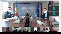 Ședința Comisiei securitate națională, apărare și ordine publică din 16 aprilie 2020
