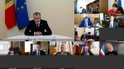Ședința Guvernului Republicii Moldova din 17 aprilie 2020