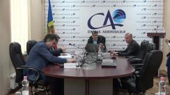 Ședința Consiliului Audiovizualului din 21 aprilie 2020