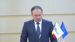 Declarație de presă susținută de către deputații din Grupul parlamentar PRO MOLDOVA
