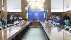 Ședința Guvernului României din 23 aprilie 2020