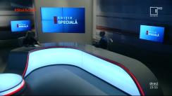 Ediție specială la Moldova1 cu Președintele Republicii Moldova, Igor Dodon