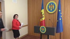Declarații după ședința Centrului Unic de Comandă de gestionare a crizei provocate de virusul COVID-19