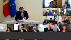 Ședința Guvernului Republicii Moldova din 29 aprilie 2020