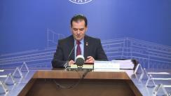 Ședința Guvernului României din 30 aprilie 2020