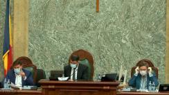 Ședința în plen a Senatului României din 5 mai 2020