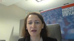 """Prezentare publică-videoconferință cu tema """"Învățământul superior din Republica Moldova la răscruce sau bani aruncați în vânt?"""""""