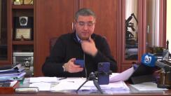 """Briefing susținut de Liderul Partidului Nostru și primarul de Bălți, Renato Usatîi, cu tema """"Scenariile lui Igor Dodon de a lua sub control Curtea Constituțională și de a scăpa de judecătorii incomozi"""""""