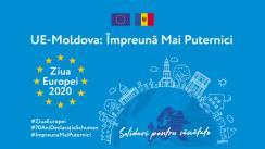 """Concertul """"Europa la tine acasă"""" Moldovan National Youth Orchestra si La La Play Voices"""