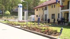 Declarație de presă susținută de Președintele României, Klaus Iohannis, după vizita la Unitatea de suport medical COVID-19 din Târgu Mureș