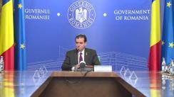 Ședința Guvernului României din 11 mai 2020