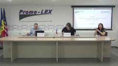 Conferința de prezentare a Rapoartelor privind monitorizarea modului de realizare a controlului parlamentar și ocuparea/încetarea funcțiilor publice