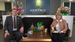 Ziua virtuală a ușilor deschise la Școala Internațională Heritage