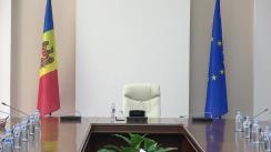 Conferință de presă susținută de Prim-ministrul Republicii Moldova, Ion Chicu