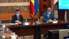 Ședința Comitetului Național pentru Situații de Urgență