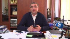 Primarul municipiului Bălți, Renato Usatîi, răspunde la apelul veteranilor de a susține protestul de duminică, 17 mai