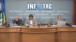 """Conferință de presă organizată de Compania AVIA INVEST cu tema """"Atacul raider al lui Dodon asupra AVIA IVEST"""""""
