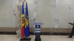 Briefing de presă susținut de Procuratura Generală