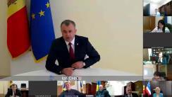 Ședința Guvernului Republicii Moldova din 18 mai 2020