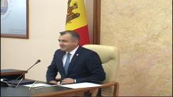 Ședința Guvernului Republicii Moldova din 20 mai 2020