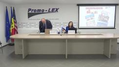 """Conferința organizată de Asociația Promo-LEX de prezentare a raportului """"Finanțarea partidelor politice în Republica Moldova. Retrospectiva anului 2019"""""""