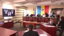 Ședința Comisiei Electorale Centrale din 22 mai 2020