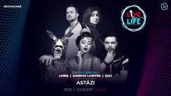 Al 5-lea concert caritabil Live for Life