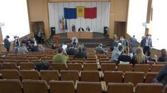 Ședința Consiliului Municipal Chișinău din 21 mai 2020