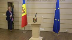Declarația fracțiunii Partidului ȘOR în timpul ședinței Parlamentului Republicii Moldova din 21 mai 2020