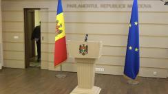 Declarația Grupului PRO Moldova în timpul ședinței Parlamentului Republicii Moldova din 21 mai 2020