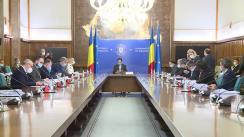 Ședința Guvernului României din 21 mai 2020