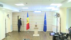 Declarațiile lui Iurie Reniță în timpul ședinței Parlamentului Republicii Moldova din 21 mai 2020