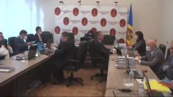 Ședința Consiliului Superior al Magistraturii din 26 mai 2020