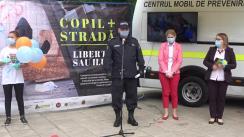 Evenimentul de marcare a Zilei Internaționale a Copiilor Dispăruți