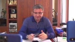 Conferință de presă susținută de Primarul Municipiului Bălți, Renato Usatîi, privind deciziile luate de Comisia Națională Extraordinară de Sănătate Publică