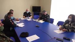 Ședință de lucru la Primăria municipiului Chișinău privind întrunirile publice ce sunt planificate în următoarea perioadă