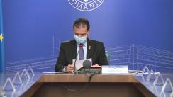Ședința Guvernului României din 28 mai 2020