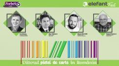 elefantFest & Forbes - Viitorul pieței de carte în România