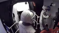 NASA and SpaceX Launch Astronauts to Space
