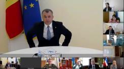 Ședința Guvernului Republicii Moldova din 3 iunie 2020
