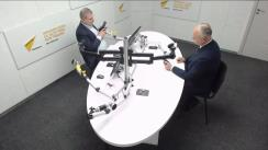 "Emisiunea ""Contrapunct"" de la Sputnik Moldova. Invitat - Președintele Republicii Moldova, Igor Dodon"