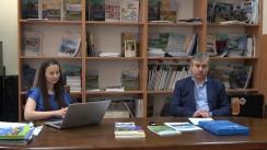"""Discuție live """"Ce aer respirăm, ce apă bem?"""" cu Ion Șalaru, director adjunct al Agenției Naționale pentru Sănătate Publică"""