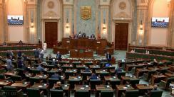 Ședința în plen a Senatului României din 9 iunie 2020