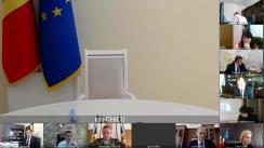 Ședința Guvernului Republicii Moldova din 10 iunie 2020
